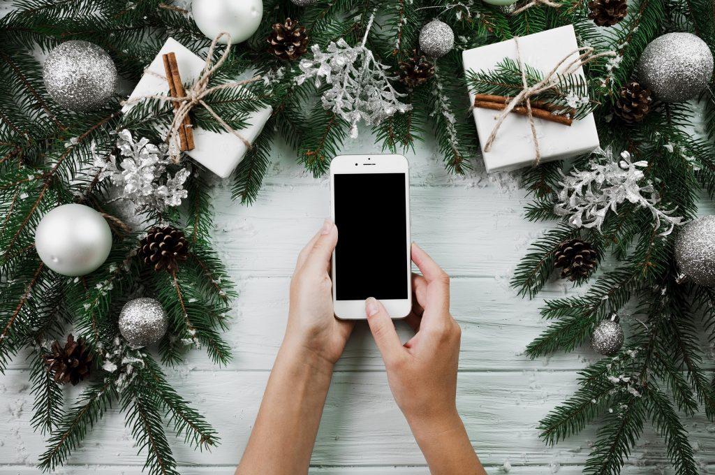 SMS Massivo de Natal